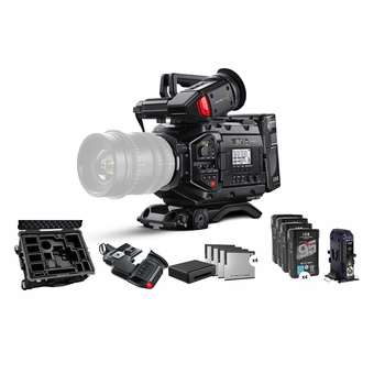 Rent Blackmagic URSA Mini Pro Camera Package
