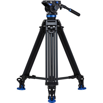 Rent Benro S8 Dual Stage Video Tripod Kit