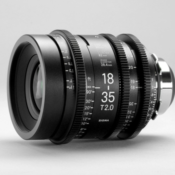 Rent Sigma Cine 18-35mm T2 PL Zoom