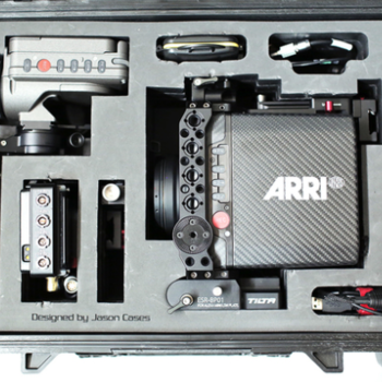 Rent Alexa Mini 4K with All License | BASIC PACKAGE