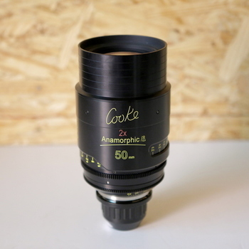 Rent COOKE ANAMORPHIC /i 50MM LENS