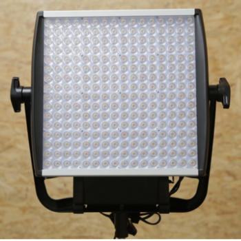 Rent Astra LED Panel 1x1 Set of 2 with Light Stands Gold Mount