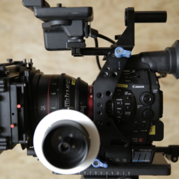 Rent CANON C300 MK1 | Pro Package | Canon CN-E Primes (2 of 2)