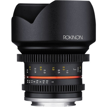 Rent Rokinon 12mm MFT Cine Lens