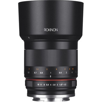 Rent Rokinon 50mm f/1.2 MFT