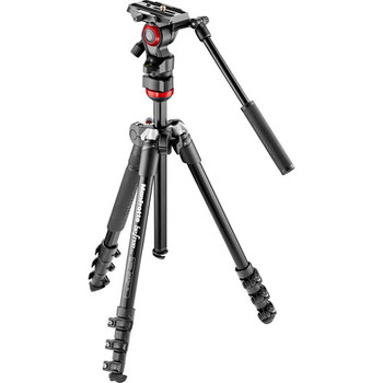 Rent Manfrotto Befree Live Video Tripod Kit with Case