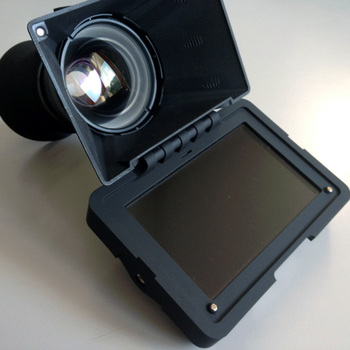 "Rent SmallHD DP4-EVF 4.3"" On-Camera Monitor"