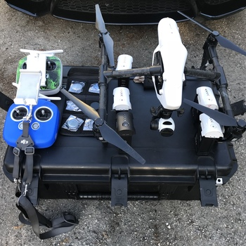 Rent Inspire 1 with X3 Camera for RENT in LA
