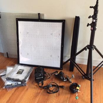 Rent LiteMat 2 (S2) LED Light Kit