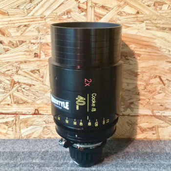 Rent COOKE ANAMORPHIC /i 40MM LENS