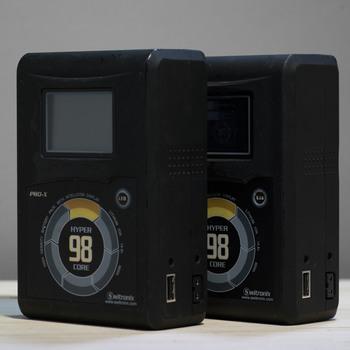 Rent Core SWX / Switronix Battery Package (4 Batteries) KIT