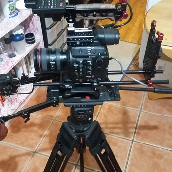 Rent Canon C300 Mark II Kit