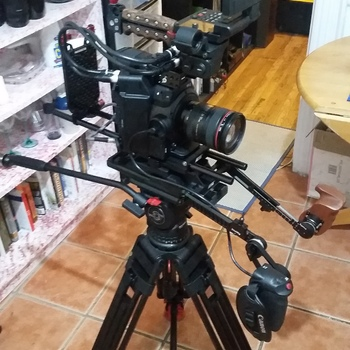Rent Delivery available! Canon EF mount C300 Mark II Kit