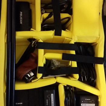 Rent Canon C300 Mark II Kit
