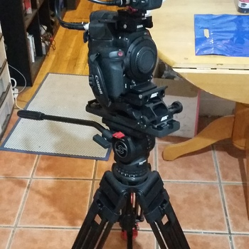 Rent Canon EOS C300 Mark II Body kit basics