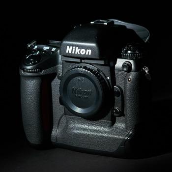 Rent NIKON F5 SLR 35mm Film Camera