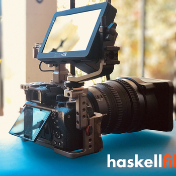 Rent SONY A7S II HaskellFilms G-Master Kit - Lights/Camera/Action