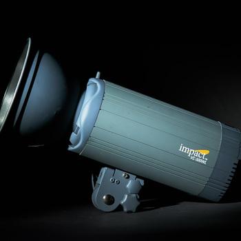 Rent Impact VC-500WL 3-500Ws Monolight with Transmitter Kit