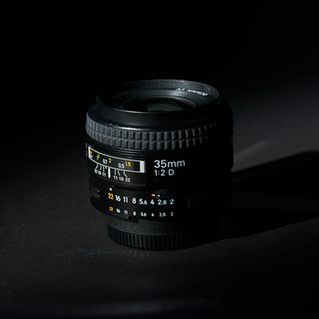 Rent Nikon AF NIKKOR 1923 35mm f/2D Lens with Auto Focus for Nikon DSLR Cameras