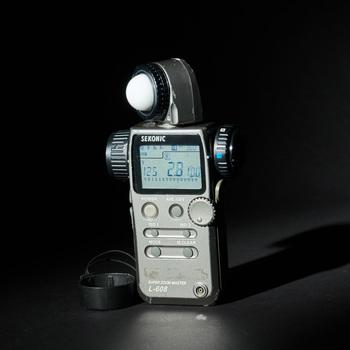 Rent Sekonic L-608 Super Zoom Master Digital Incident, Spot and Flash Light Meter