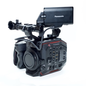 Rent Panasonic EVA1 5.7K S35 Cinema Camera Kit