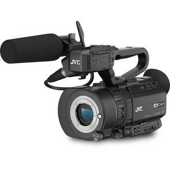Rent JVC LS300 - 4k - Slowmotion - MFT mount with EF adapter