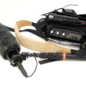 Rent Stereo field audio recording/mixing kit (boom & wireless lav)