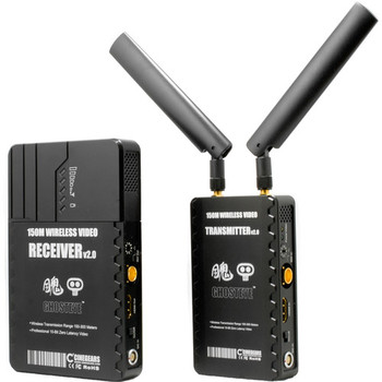 Rent Cinegears 150' wireless video Tx/Rx with hdmi/sdi