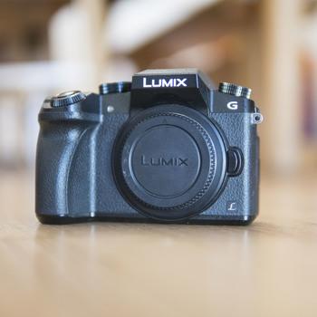 Rent Lumix G7 4K kit + 14-140mm