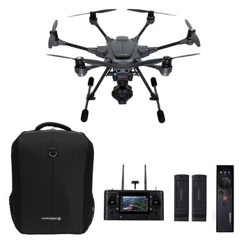 Rent Yuneec Typhoon H 4K Drone with backpack
