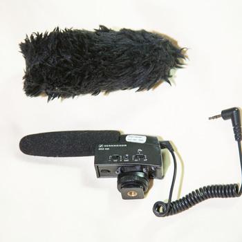 Rent Sennheiser MKE400 HDSLR microphone