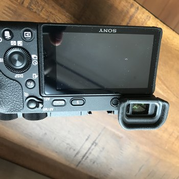 Rent Sony a6500 4k Video package for all day shooting, Sigma 18-35mm, Rode Video Mic