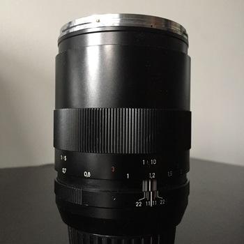 Rent Zeiss 100mm f2 Makro-Planar ZE Lens EF Mount
