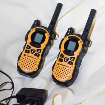 Rent Motorola Waterproof Walkie Talkies