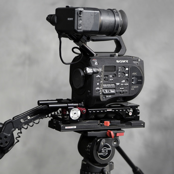 Rent Sony FS7 4K Camera w/EF or PL mount Adapter