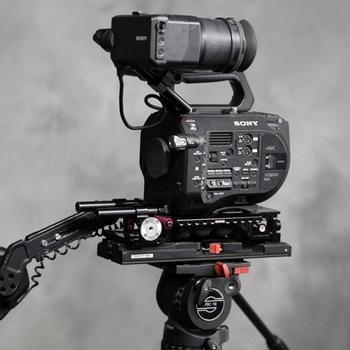 Rent Sony FS7 4K Camera w/EF or PL mount Adapter