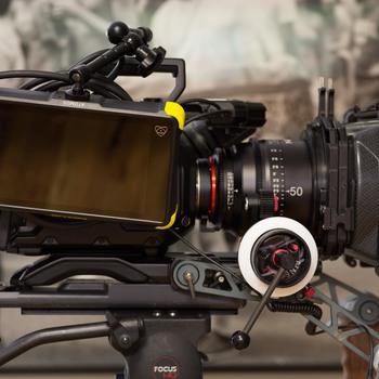 Rent URSA Mini Pro 4.6k EF/PL + Xeen lenses + Tripod + Accessories
