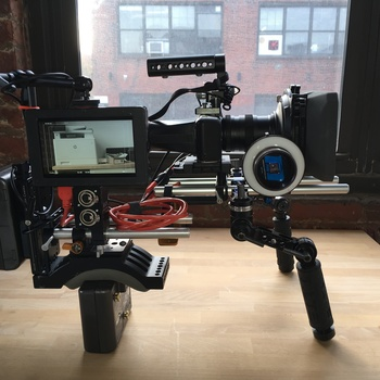 Rent Custom BMPCC Cine Kit w/ Great Glass & AKS