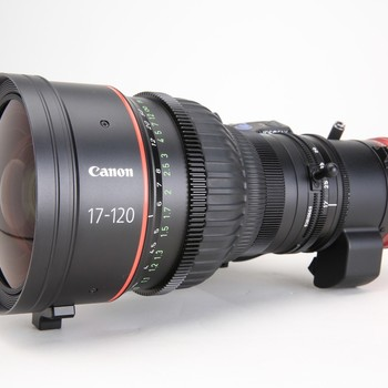 Rent Canon 17-120/PL mount