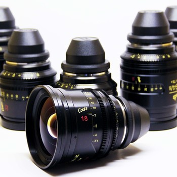 Rent Cooke Mini S4 lens set 18-100mm/PL mount