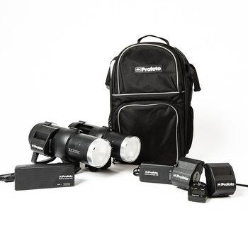 Rent Profoto B1 Air 500 Watt TTL 4 Head Kit With Extras