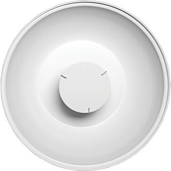 "Rent Profoto White Softlight ""Beauty Dish"" Reflector (20.5"") With 30* Grid, White Sock & Hard Case"