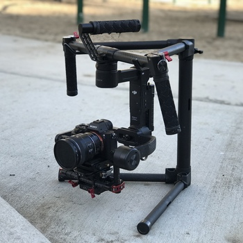 Rent DJI Ronin M w/ 2 Batteries and Hard Case