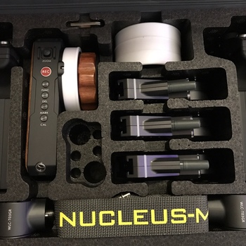 Rent Nucleus M 3-motor Wireless Follow Focus Kit