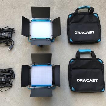 Rent 2 Dracast Bi-Color LED Lights