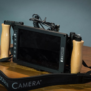 Rent Wireless SmallHD OLED Teradek Receiver, Most Accurate Directors Monitor