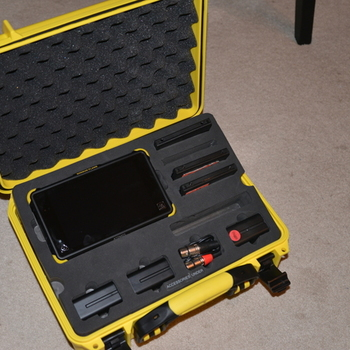 Rent Atomos Shogun Flame with 720GB and 3 Batteries