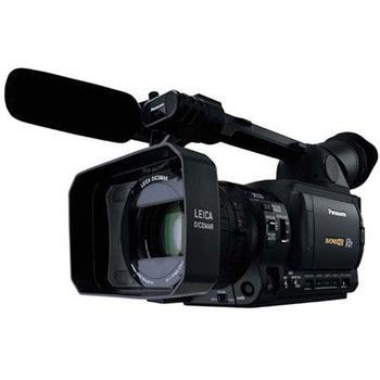 """Rent Panasonic AG-HVX200A 1/3"""" 3 CCD P2 HD/DV Handheld Camcorder"""