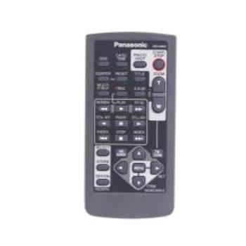 Rent Panasonic Camera HVX200 Remote Control