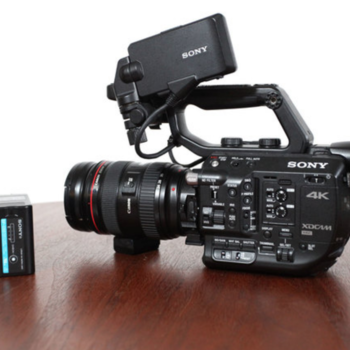 Rent Sony PXW-FS5 XDCAM Camera, Lens & Tripod Package